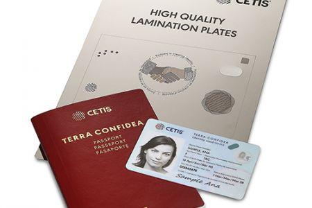CETIS anuncia la ampliación de su gama de productos con el grabado de placas de laminación en la Identity Week